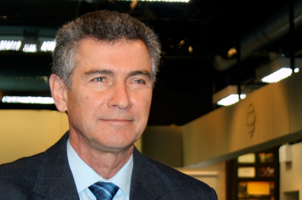 Abbé Lanteigne est le récipiendaire du Prix d'excellence en journalisme Eldred Savoie.