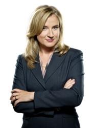 Emmanuelle Latraverse. © Radio-Canada